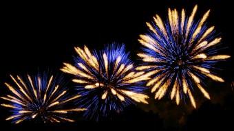 Fuchi d'artificio San Rocco